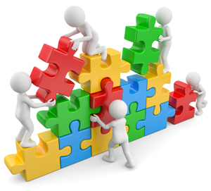 collaboratif puzzle