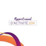 Couverture rapport activité